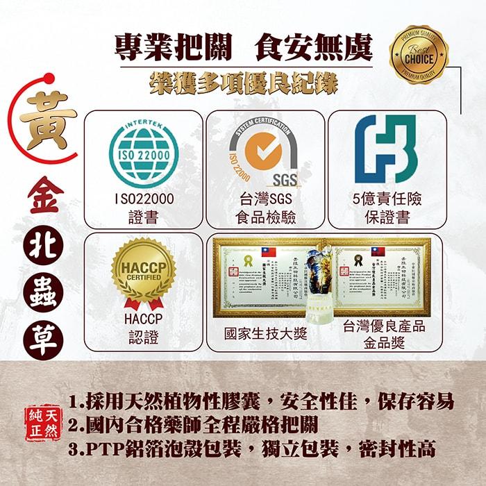 【美陸生技AWBIO】專業把關食安無虞榮獲多項優良紀錄:ISO22000、台灣SGS食品檢驗、5億責任險保證書、HACCP認證、國家生技大獎、台灣優良產品金品獎。採用天然植物性膠囊、安全性佳、保存容易。國內合格藥師全程嚴格把關。PTP鋁箔泡殼包裝、獨立包裝、密封性高。